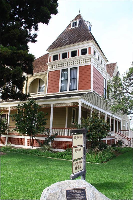 Walker House San Dimas