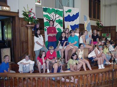 Youth Choir Tour