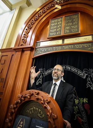 Rabbi Travis