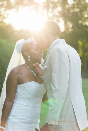 Marcus & Rachel's Wedding