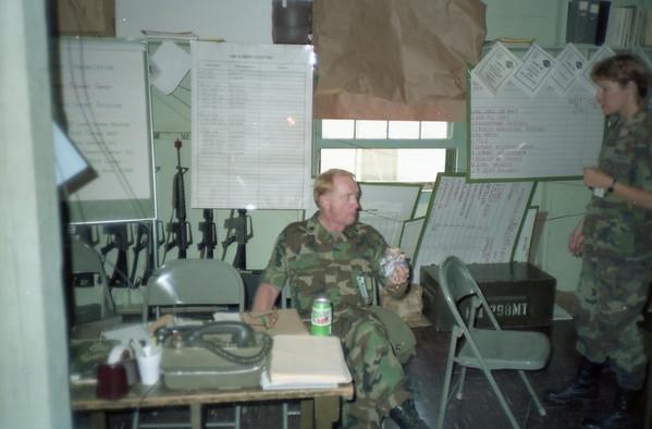 298th CSB Logex 1990