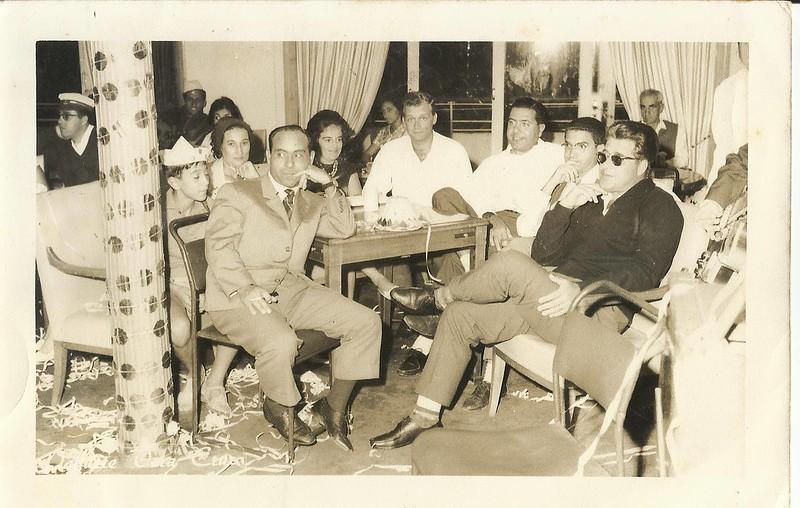 Paquete Angola 1958