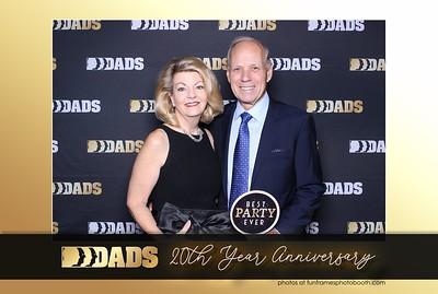 DADS 20 Year Anniversary