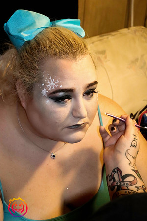 The Snow Queen: Make-Up