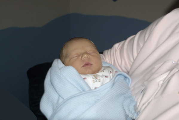 2001-Little Ronnie's Debut