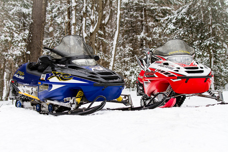 Ed and Sams sleds.