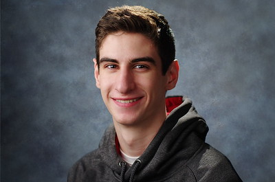 Campbell Senior Portrait