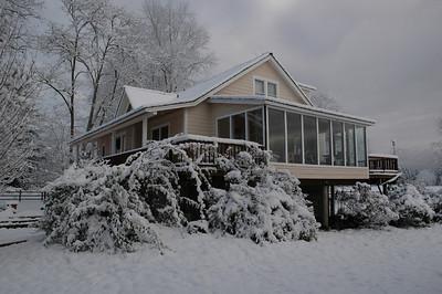 Snow - November 2006