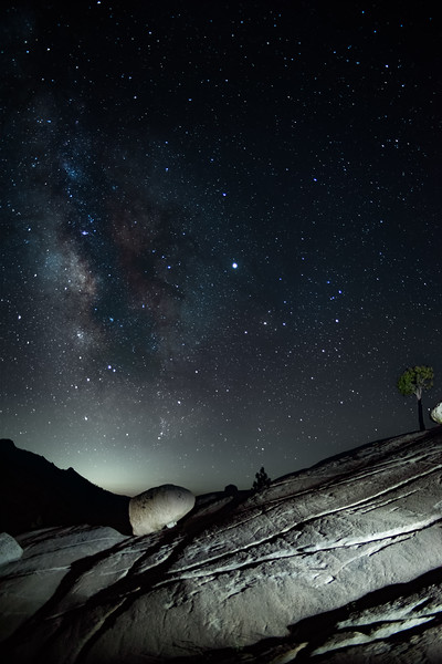 Made from 8 light frames by Starry Landscape Stacker 1.8.0.  Algorithm: Mean Min Hor Star Dupe