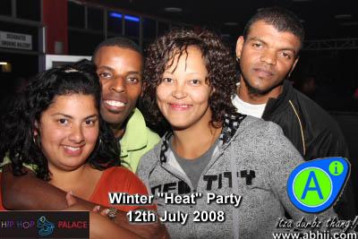 Hip Hop Palace - 12th July 2008