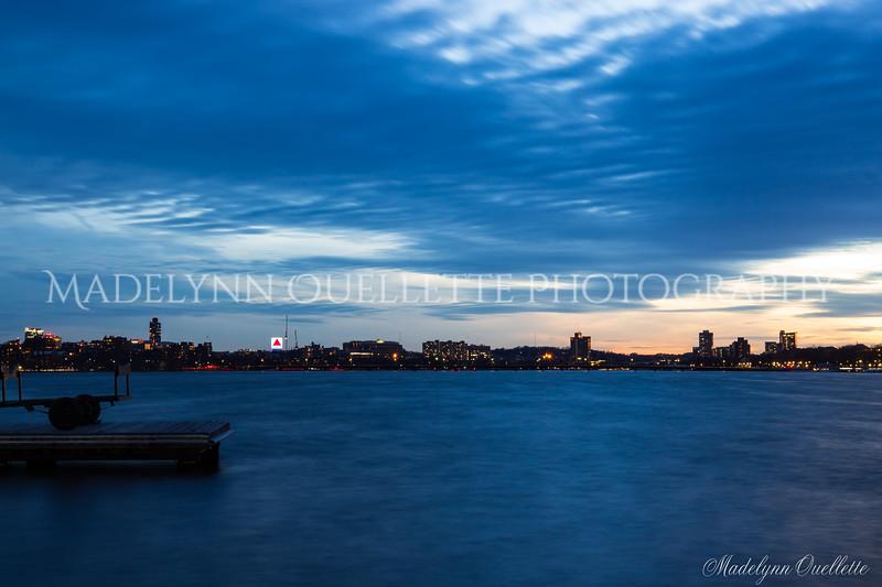 Backbay Skyline