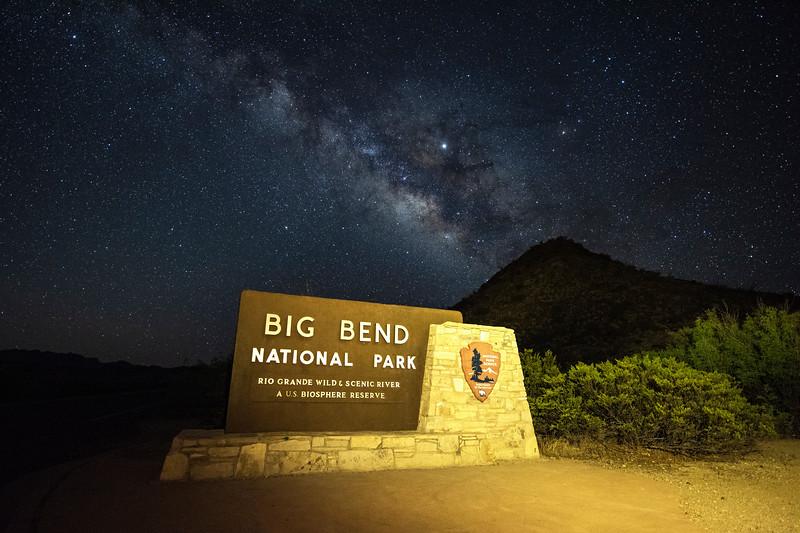 Big Bend/ Terlingua - April 2019