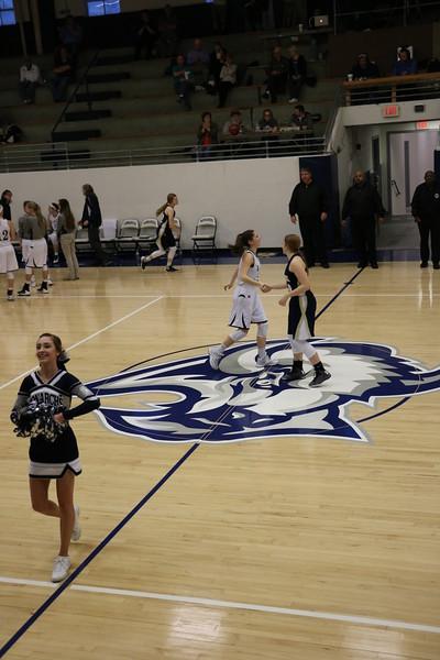Varsity Ladies Basketball vs. Phillipsburg 2017