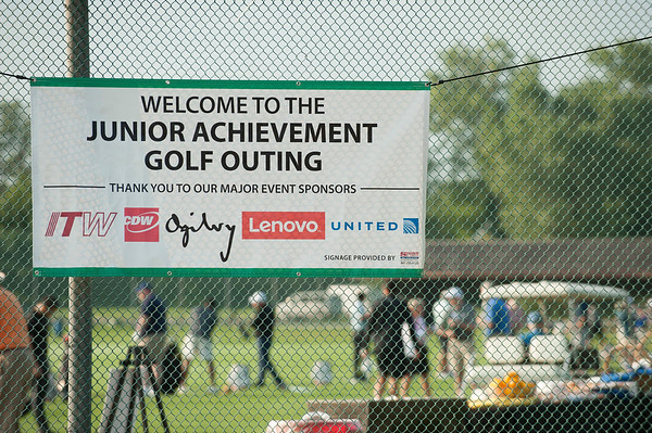 2017 Junior Achievement of Chicago Golf Outing, August 7, 2017