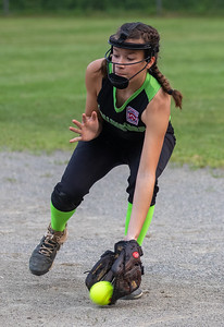 Wallingford softball falls to Milford