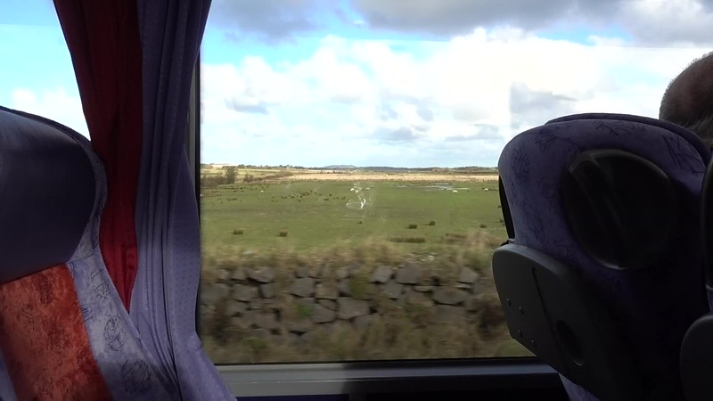 Road Trip to Caernarfon Castle through Llanfair_Wales_MAH02531.MP4