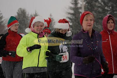Start, Gallery 2 - 2013 Jingle Belle 5K Run/Walk for Women