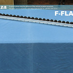 SKU: F-FLAT/FR, One Fluent Roller Track Replacement with Two Brackets for Flat Table Extension