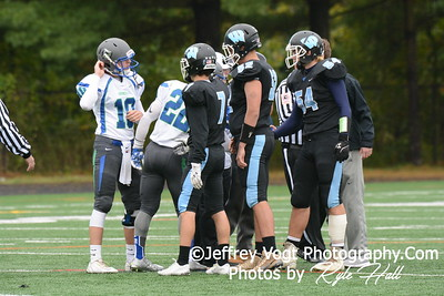 10-03-2015 Whitman HS VS Churchill HS Varsity Football, Photos by Jeffrey Vogt Photography with Kyle Hall