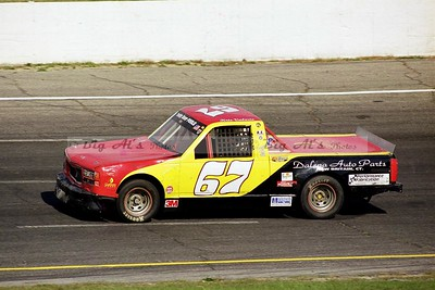 Thompson Speedway-Trucks