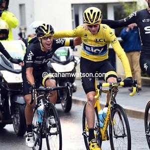 Tour de France stage 21: Sevres > Paris, 110kms
