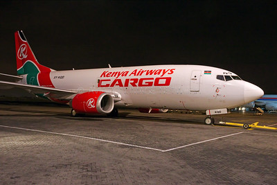 Kenya Airways Cargo