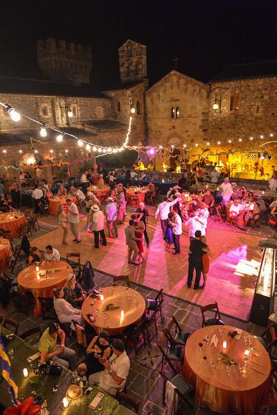 Hot Havana Night 2013 (Castello di Amorosa)