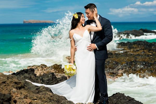 Chinese Maui  Weddings