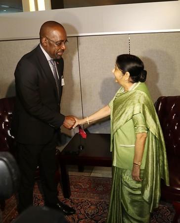 EAM SushmaSwaraj@UN73rdSession2018