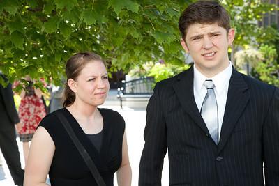 Stefanie & Jon - Temple