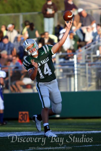 Travis Pacos De La Salle High School Football
