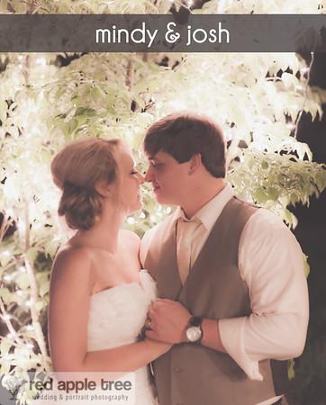 Mindy+Josh Wedding Album