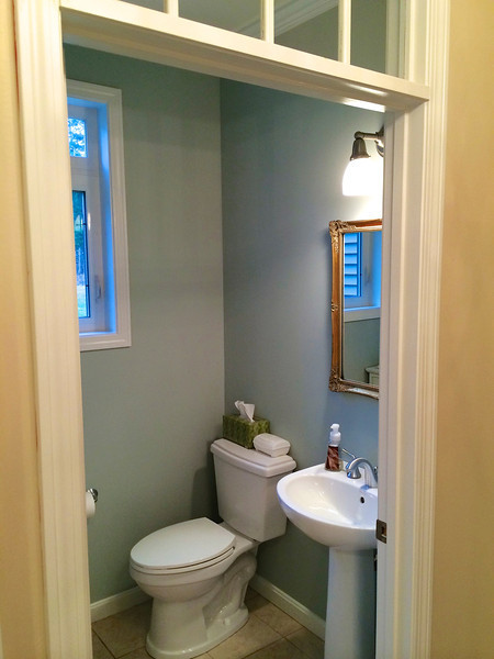 Level 1 Bathroom
