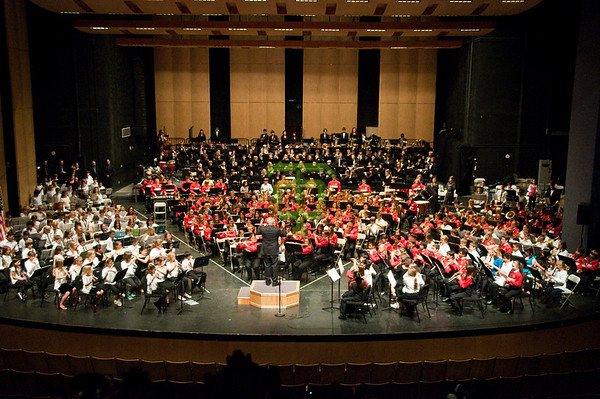 Finale: Combined Band - All Musicians