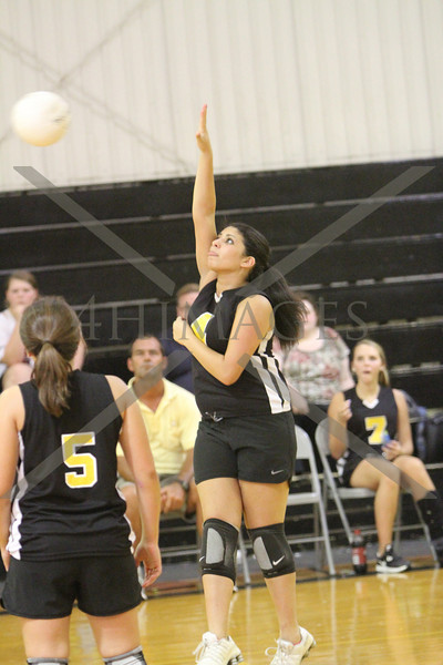 MAS vs MCS JV Volleyball 2012