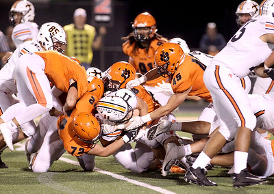 St. Charles East football vs. Wheaton Warrenville South