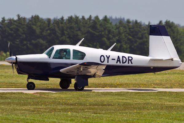 OY-ADR - Mooney M20A