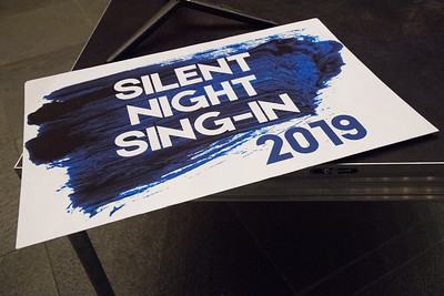 Silent Night Sing Philly 2019