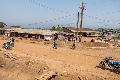 Cameroon Roadsides