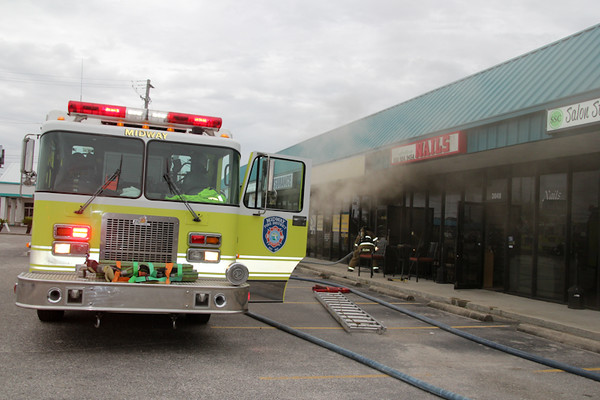 11/08/2016 Midway Store Fire