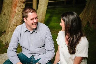 Matt + Kirsten Engaged!