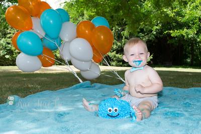 P-Willie's First Birthday