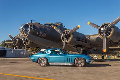 Liberty Foundation - B-17 Bomber