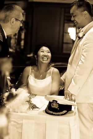 Anthony & Gigi Wedding - March 13th, 2008