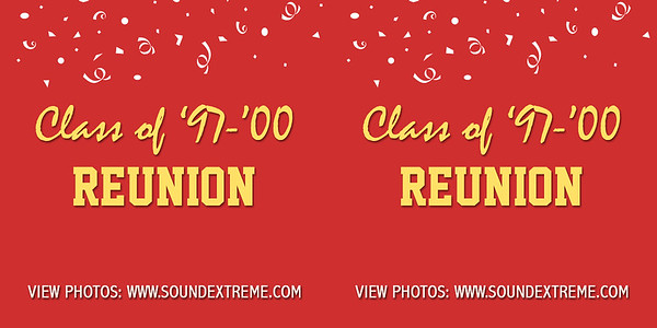 Calaveras Class of 97-00 Reunion