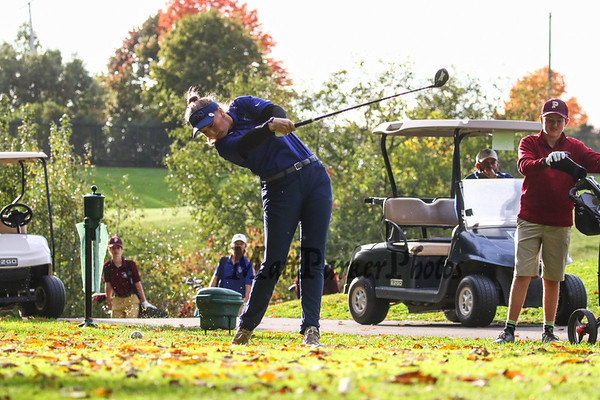 2020-10-6 WHS Golf vs Alvirne and Portsmouth