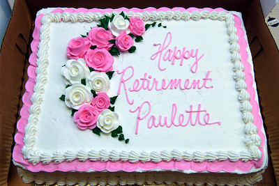 Retirement Party for Paulette Wojcik