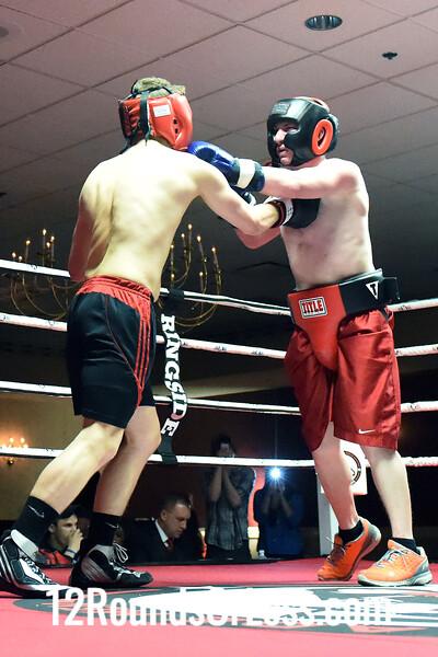 SemiPro B1 Dusty Curoucz, Wheelind -vs- Mike Jones, Richmond, OH, 155 lbs