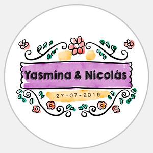 Yasmina & Nicolás