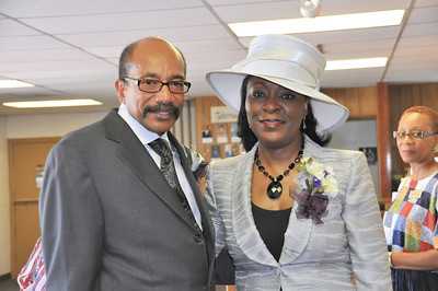Pastor & First Lady 24th Anniversary Celebration Aug 14, 2011